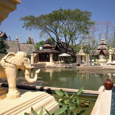 Mandarin Oriental Dhara Dhevi - Chiang Mai (Thailand)