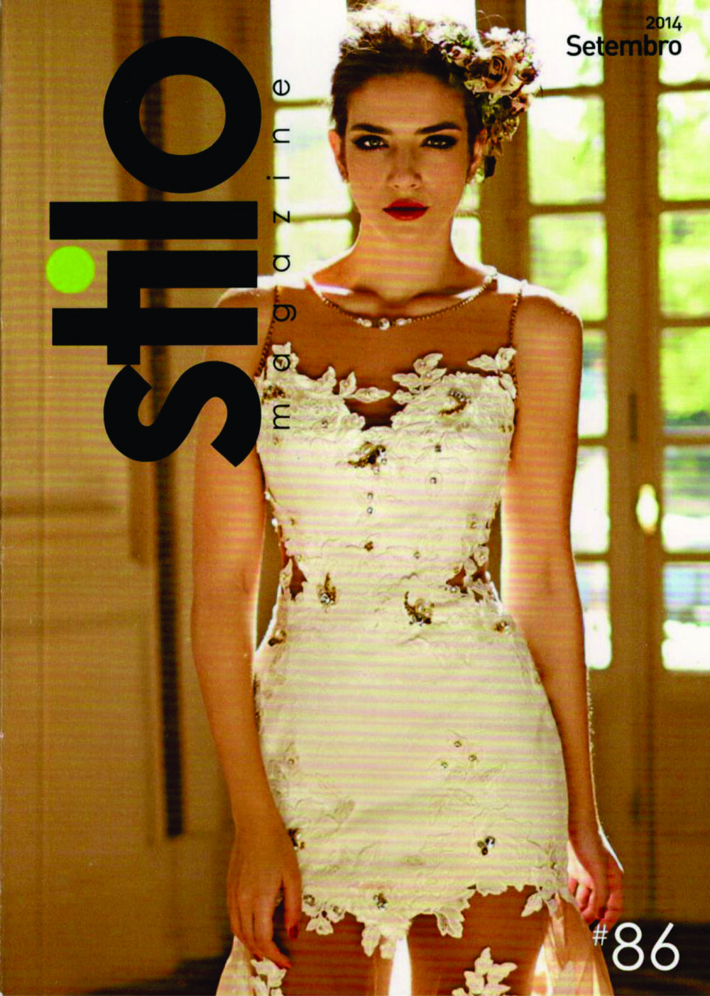 Capa Revista Stilo Magazine