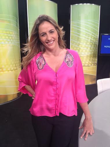 Erica Machado veste CAJO