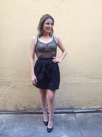 Apresentadora Isabel Guimarães