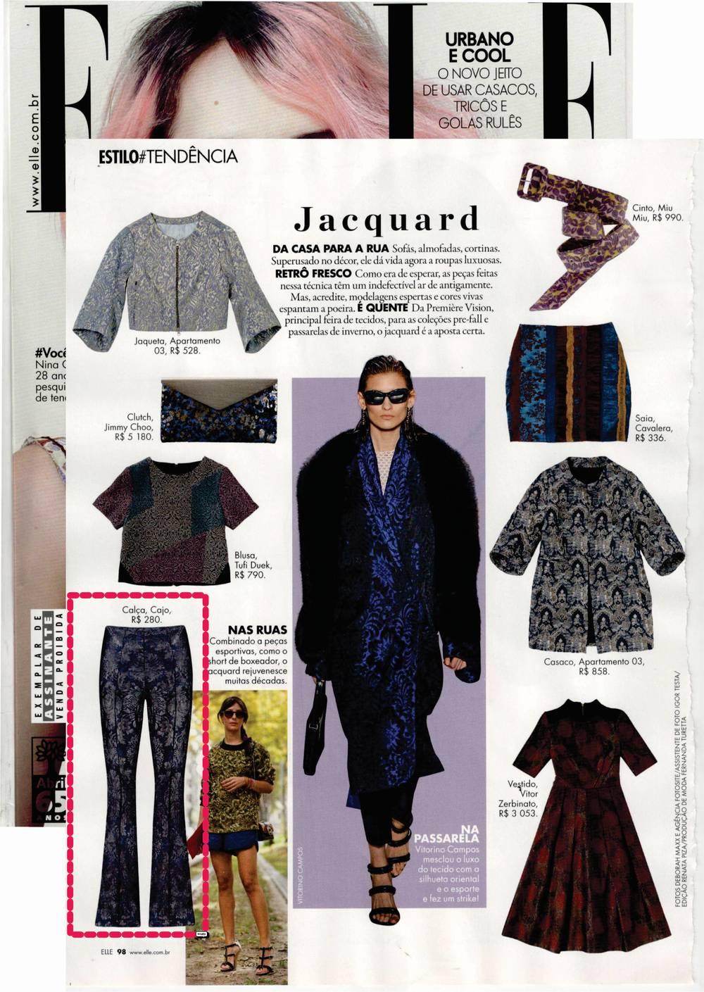 Cajo - Revista ELLE - Edição Junho 2015.jpg