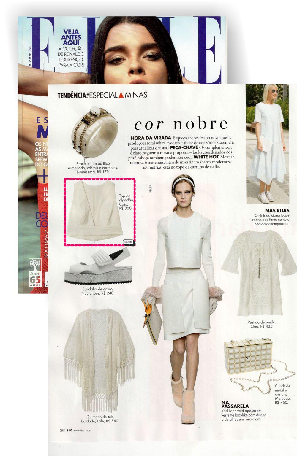 Cajo - Revista Elle - Edição especial Minas - Agosto de 2015.jpg