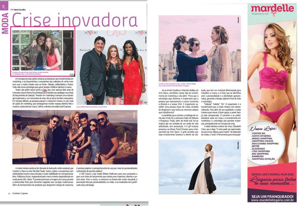 Cajo- Revista Exclusive - Agosto de 2015.jpg