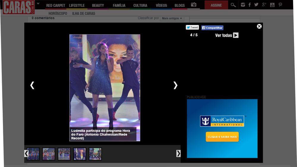 Cajo - Site Revista Caras - 04-09-2015.jpg