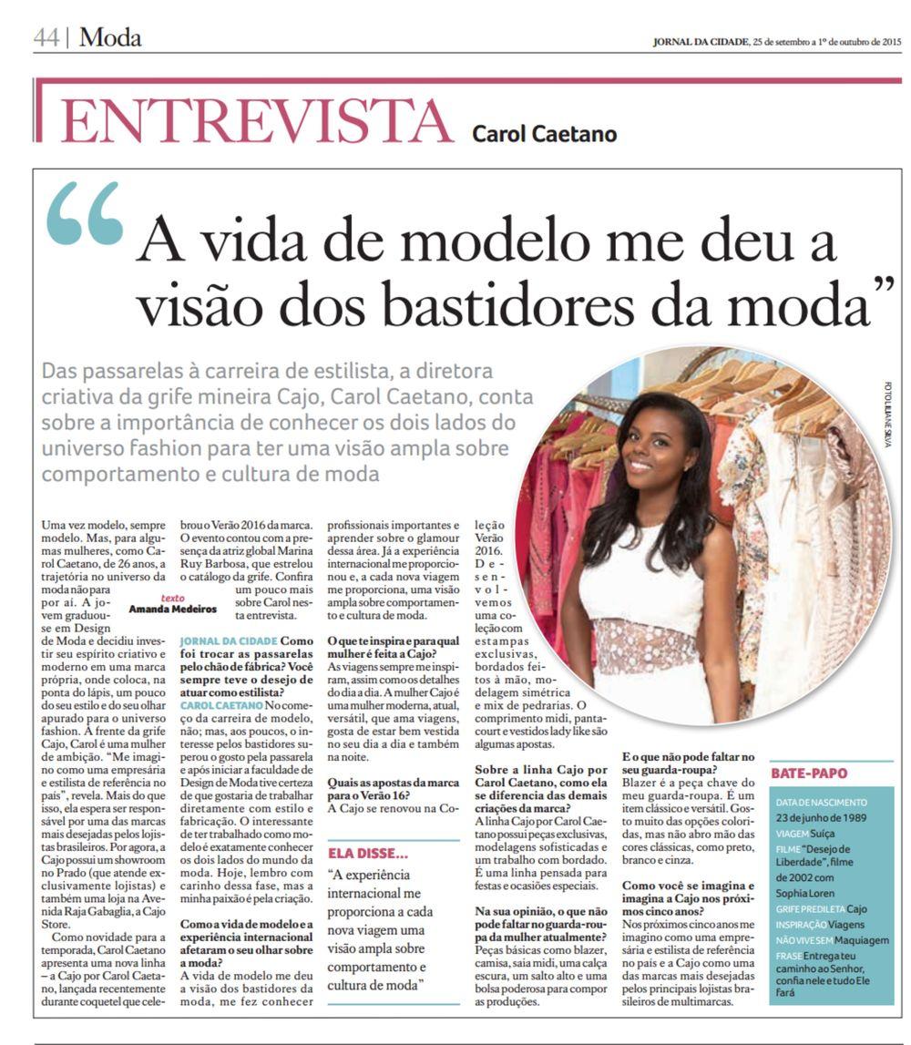 Cajo  - Jornal da Cidade - 25 de setembro a 1 de outubro de 2015.jpg