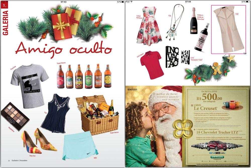 Cajo - Revista Exclusive - Dezembro de 2015.jpg