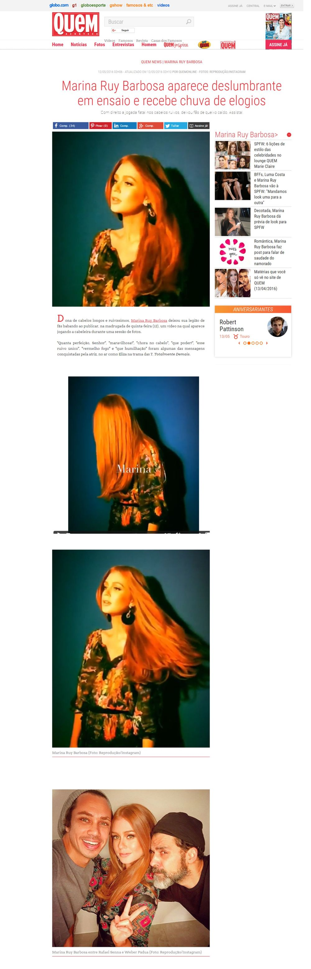 Cajo - Site Revista Quem - 12-05-2016.jpg
