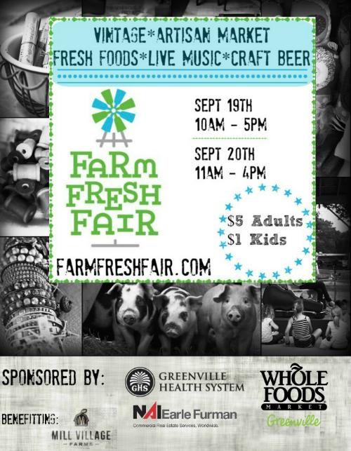 Farm Fresh Fair 2015