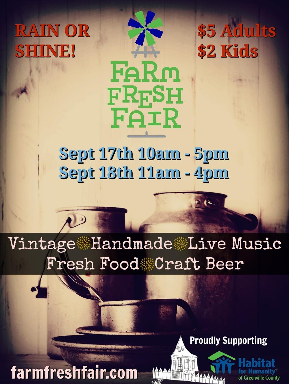 what is farm fresh fair