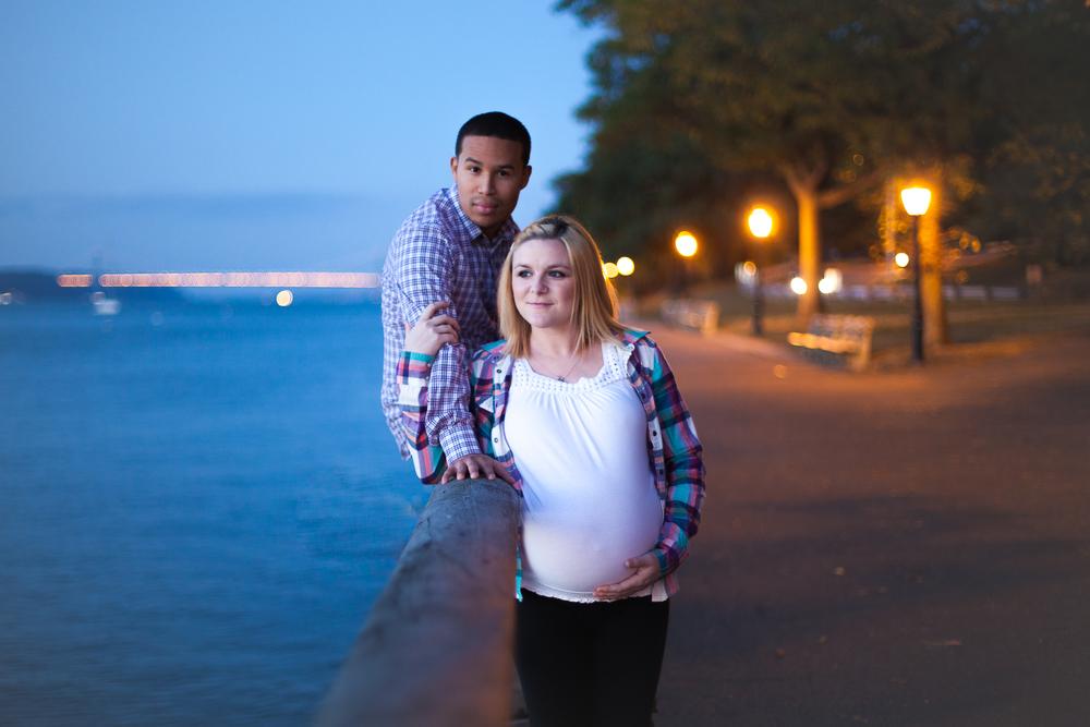 Maternity Riverside Park