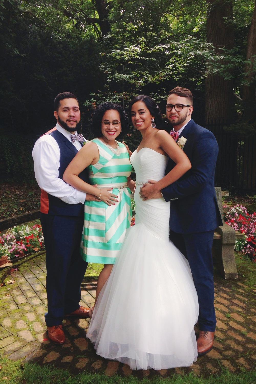 The Mineo Wedding Mrs Liz Castro