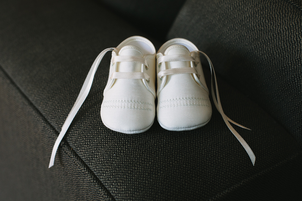 I loved these little shoes. There is so much love in all the details.