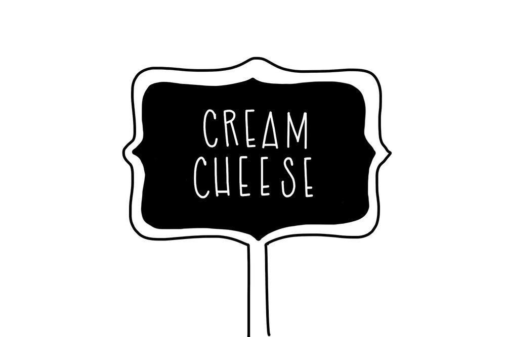 Handlettering - Cream Cheese ETC.jpeg