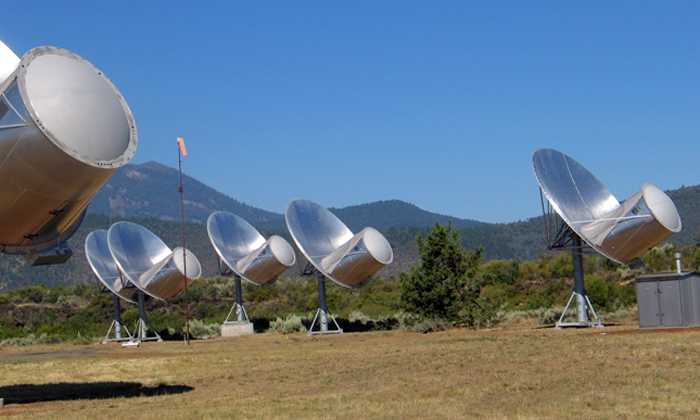 Allen (as in, Paul Allen) Telescope Array!