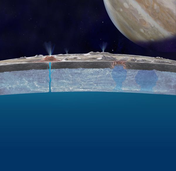 Artist rendering from JPL