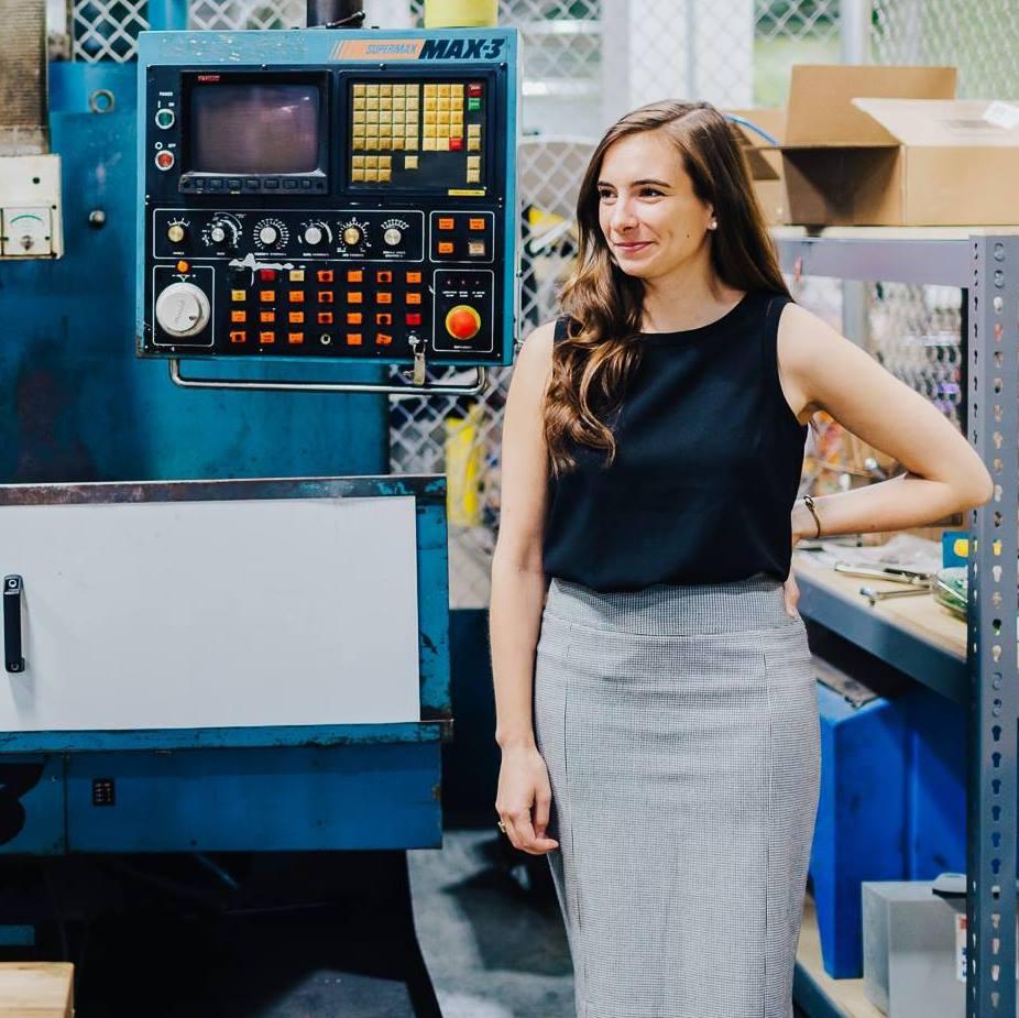 Natalya Brikner, Rocket Scientist Turned CEO