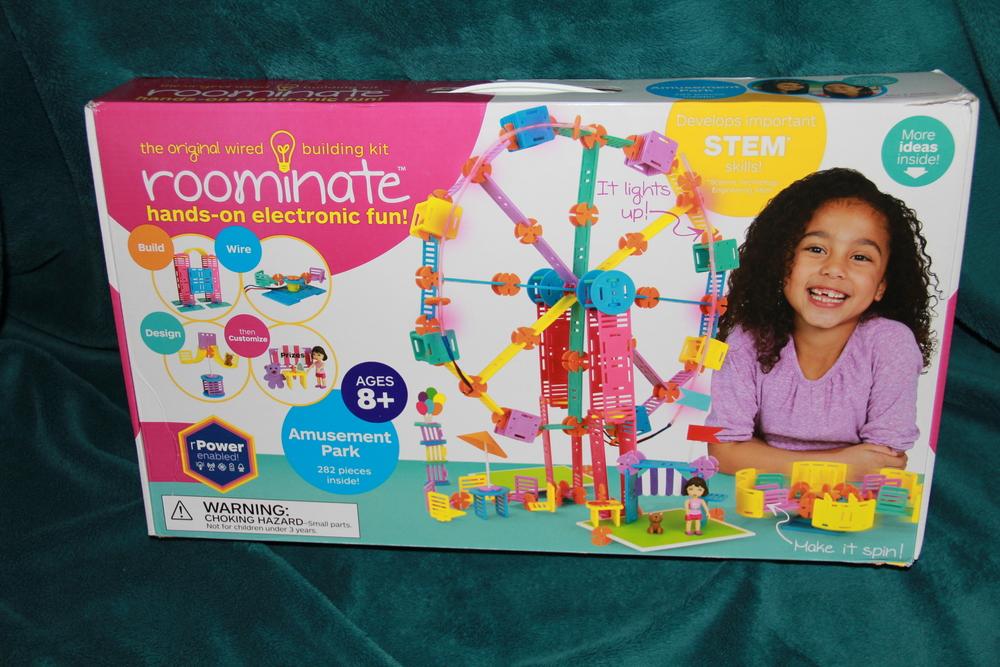 Roominate Amusement Park
