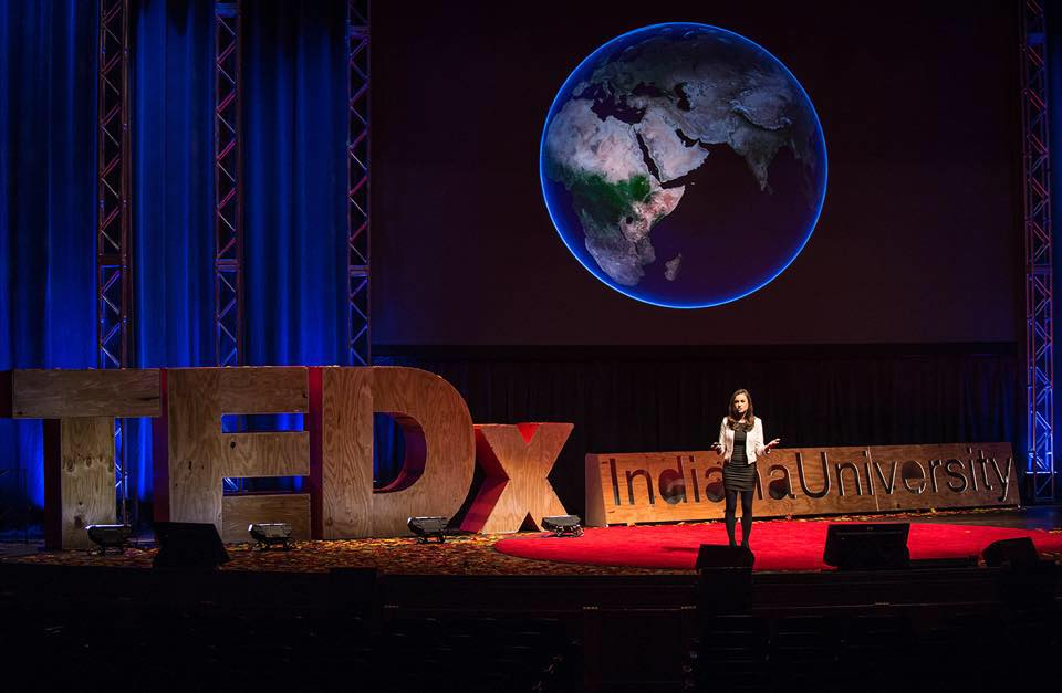 Emily's 2nd TEDx Talk