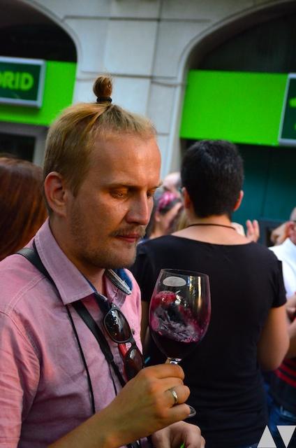 Roma tasting Wine
