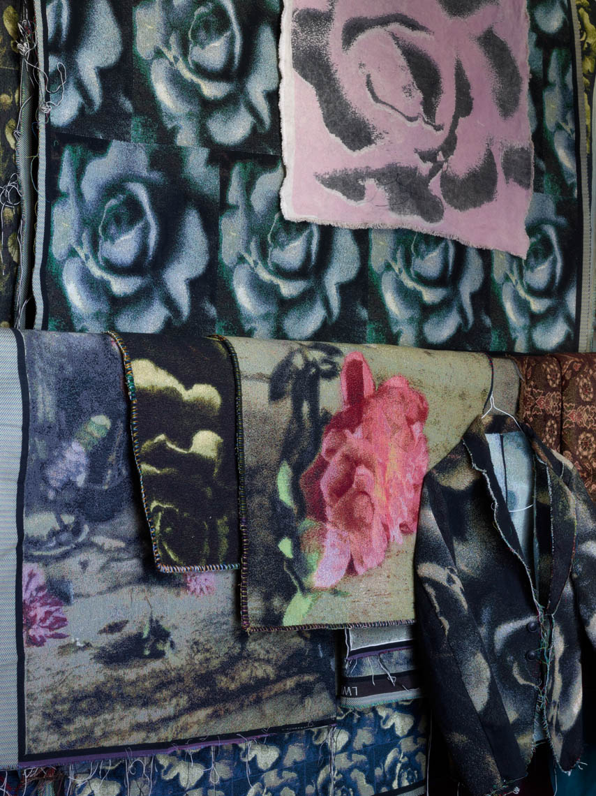 Fabrics from Cezanne's Shadow                                                  Martyn Thompson