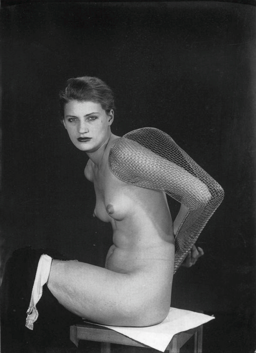 """Lee Miller, 1930""                                                Man Ray"