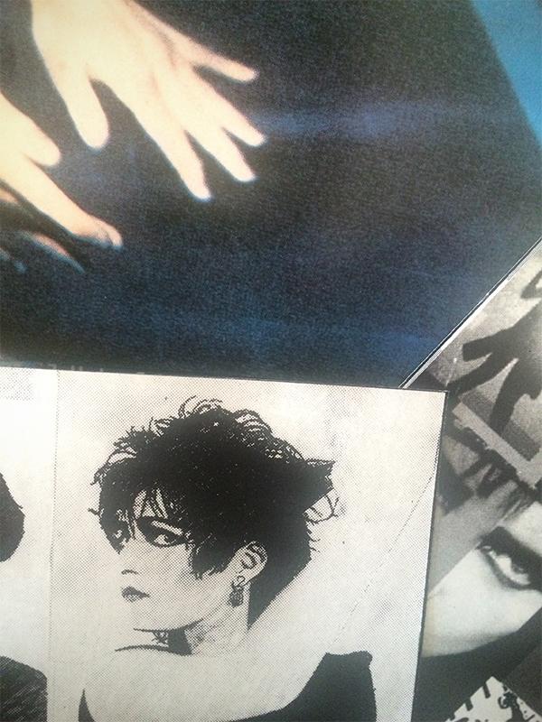 """""""My Gemini / Siouxsie Sioux""""  - Martyn Thompson"""