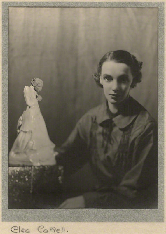 Susie Cooper by Cleo Cottrell - from The National Portrait Gallery