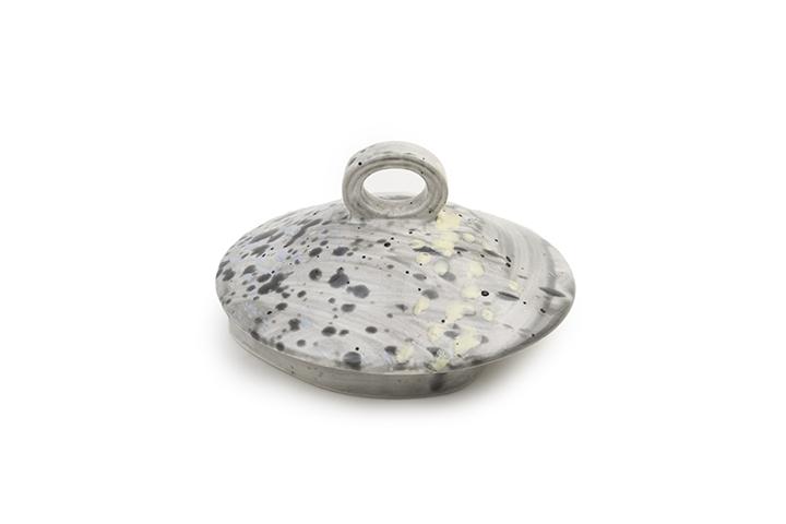 Teapot Lid Grey Splatter AE.jpg