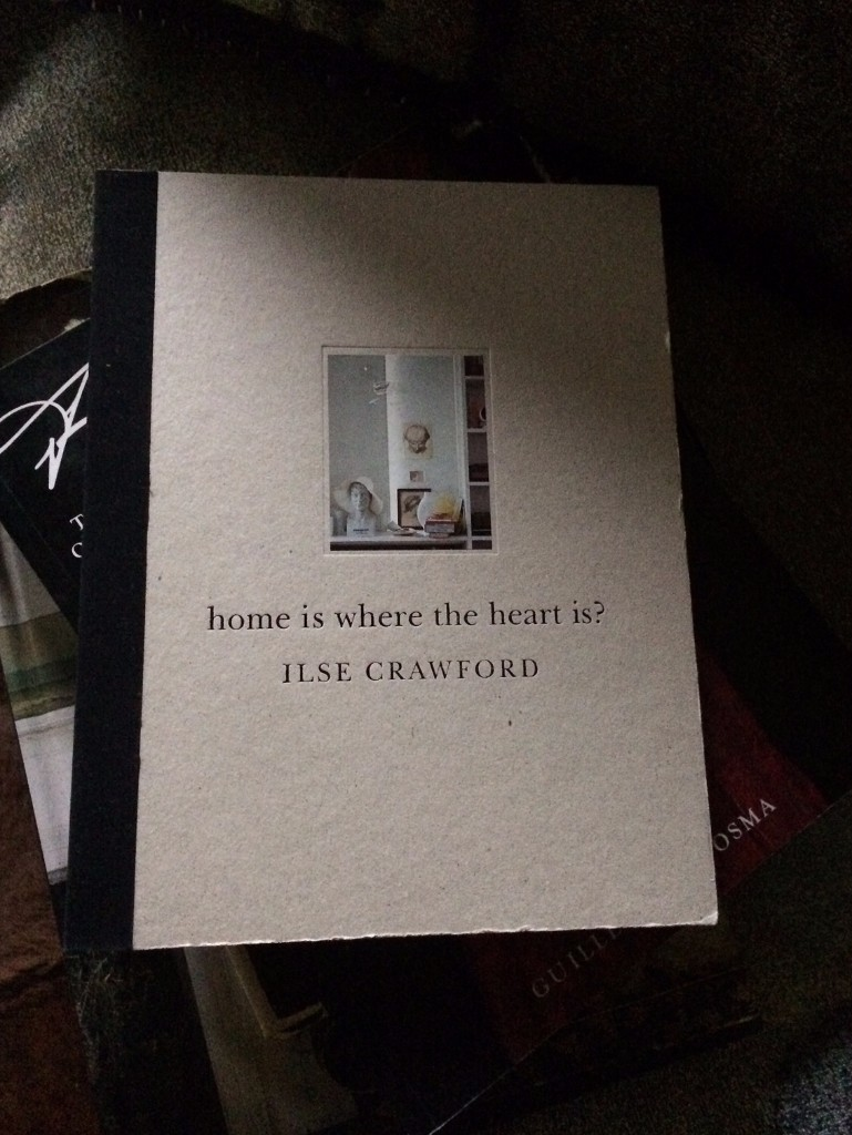 """Home Is Where The Heart Is"" by Ilse Crawford / photo Martyn Thompson."