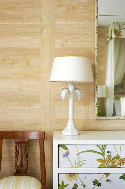 FAUX BOIS WALLPAPERS AND TOM SCHEERERS MASTERY OF THEM