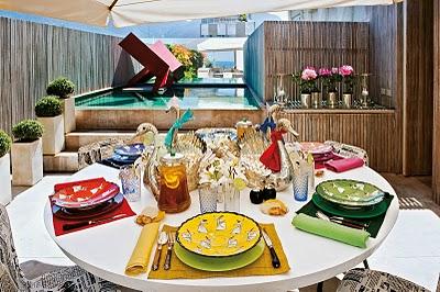ALBERTO PINTO SETS THE TABLE AND C\'EST MAGNIFIQUE — www ...