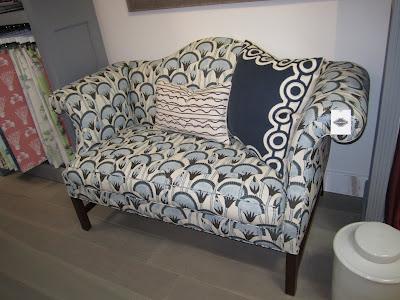 Katie Leede Wallpaper in a Katie Leede Fabric