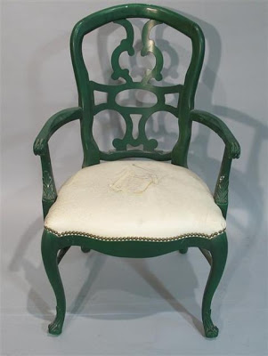 DOROTHY DRAPER FURNITURE AUCTION FROM THE GREENBRIER: OWN A PIECE OF DESIGN  HISTORY