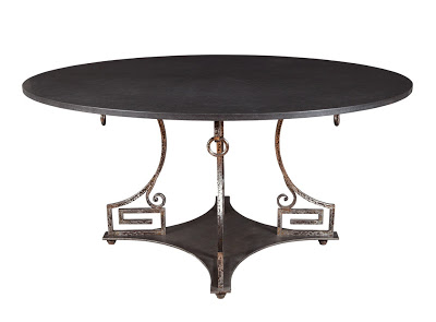 Neoclassical+Style+Polished+Wrought+Steel+Center+Table+.jpg