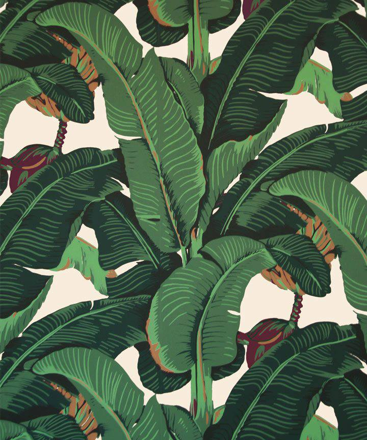 It S A Jungle Out There Kate Spade S Martinique Pillow A