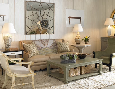 New additions from bunny williams home for Neutral front room ideas