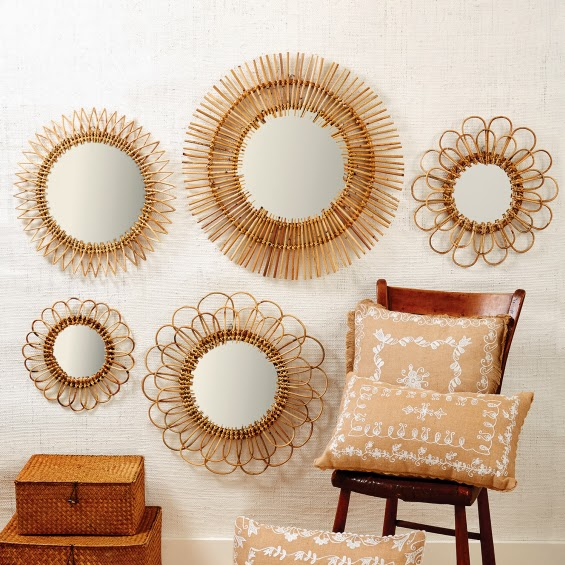 It S Only Natural Wicker Rattan Raffia And Woven
