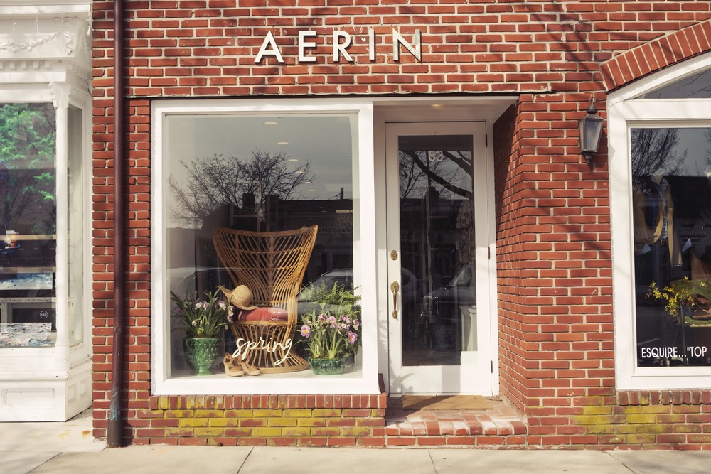 Photos courtesy of AERIN