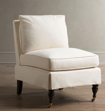You Know I Love A Slipper Chair, So The Kendall Chair Is A Standout