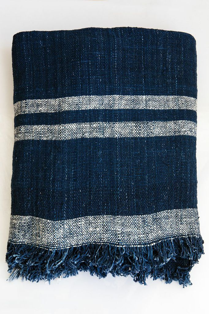 Lost & Found Striped Borders Throw.jpg