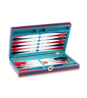 JONATHAN ADLER BACKGAMMON SET