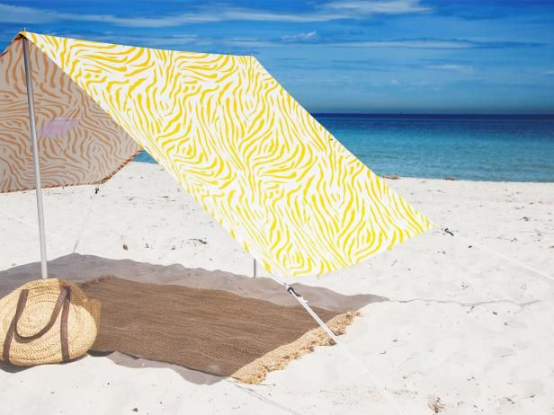 Create A Shade Oasis With Lovin Summer Beach Tents Www