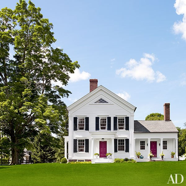 Photos courtesy of Architectural Digest