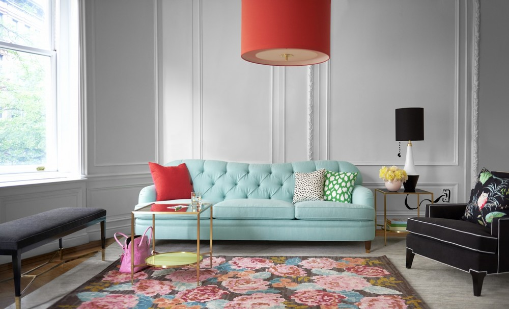 Check Out The Color Filled Kate Spade New York Furniture