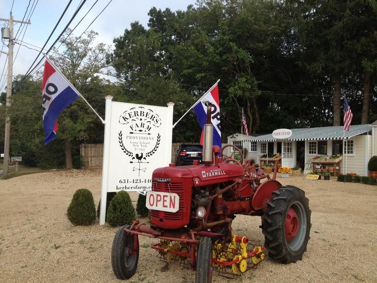 Photos courtesy of Kerber's Farm