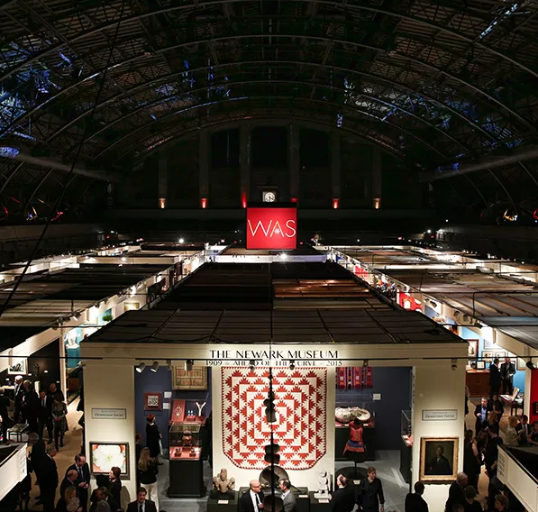 Photos courtesy of The Winter Antiques Show