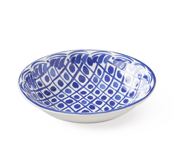 Sea Blue Geometric Bowls, Set of 4.jpg