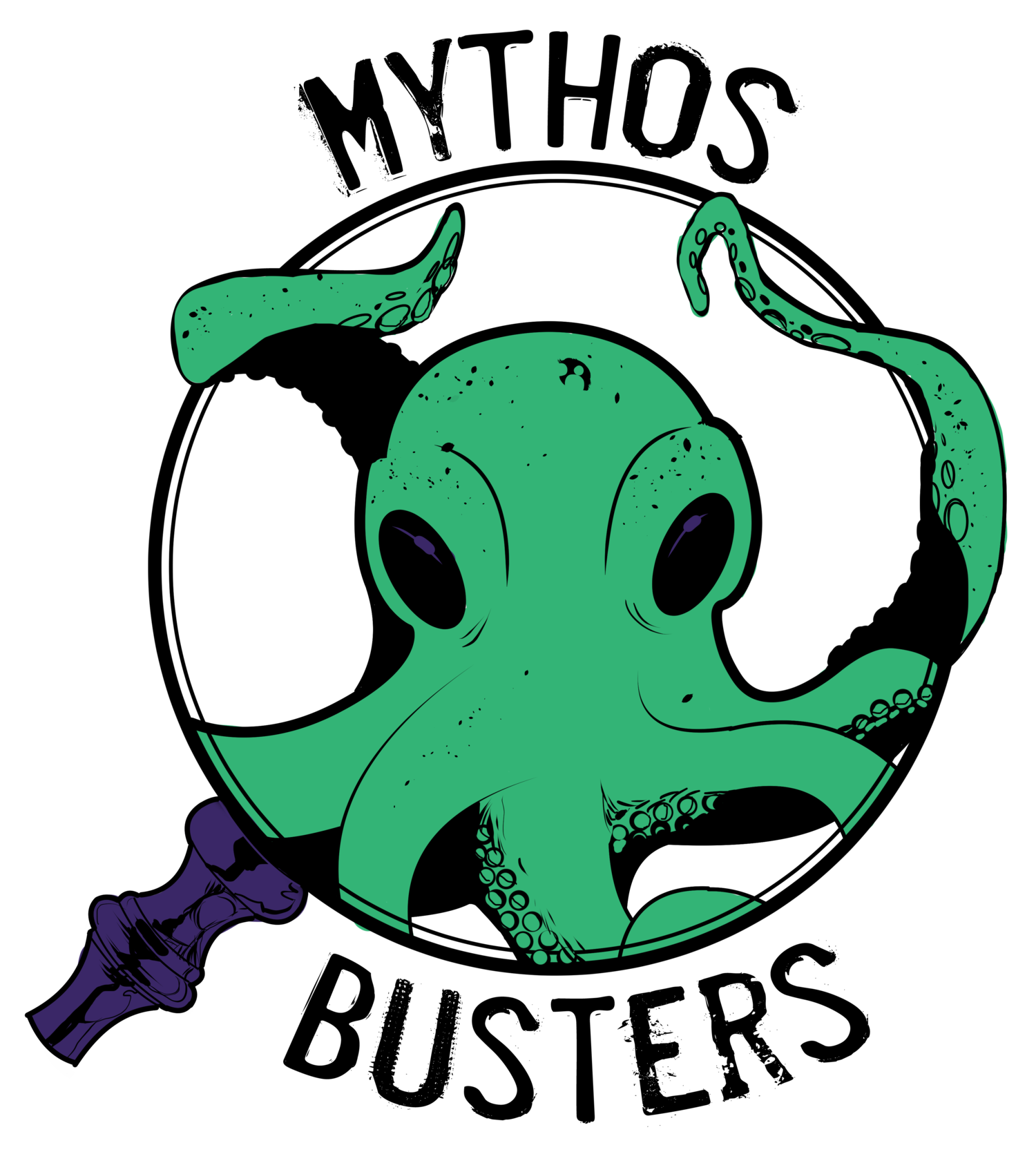 Mythos Busters Ep  056: Big Tentacles Exploding Mythos