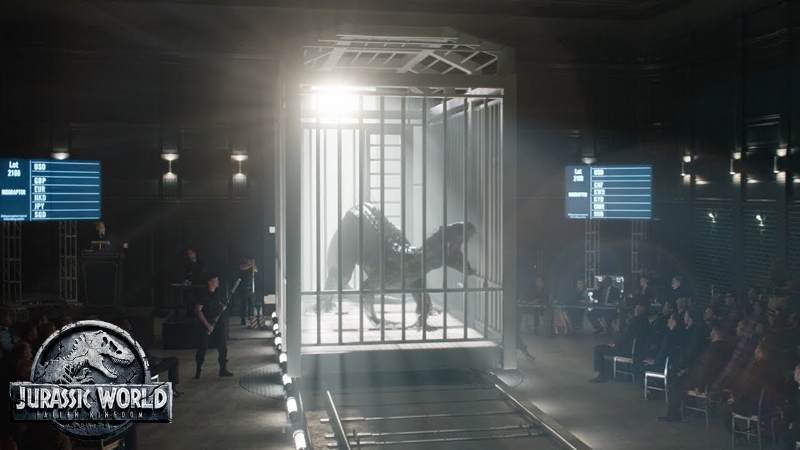 Jurassic World Fallen Kingdom Thoughts And Reflections Nicholas