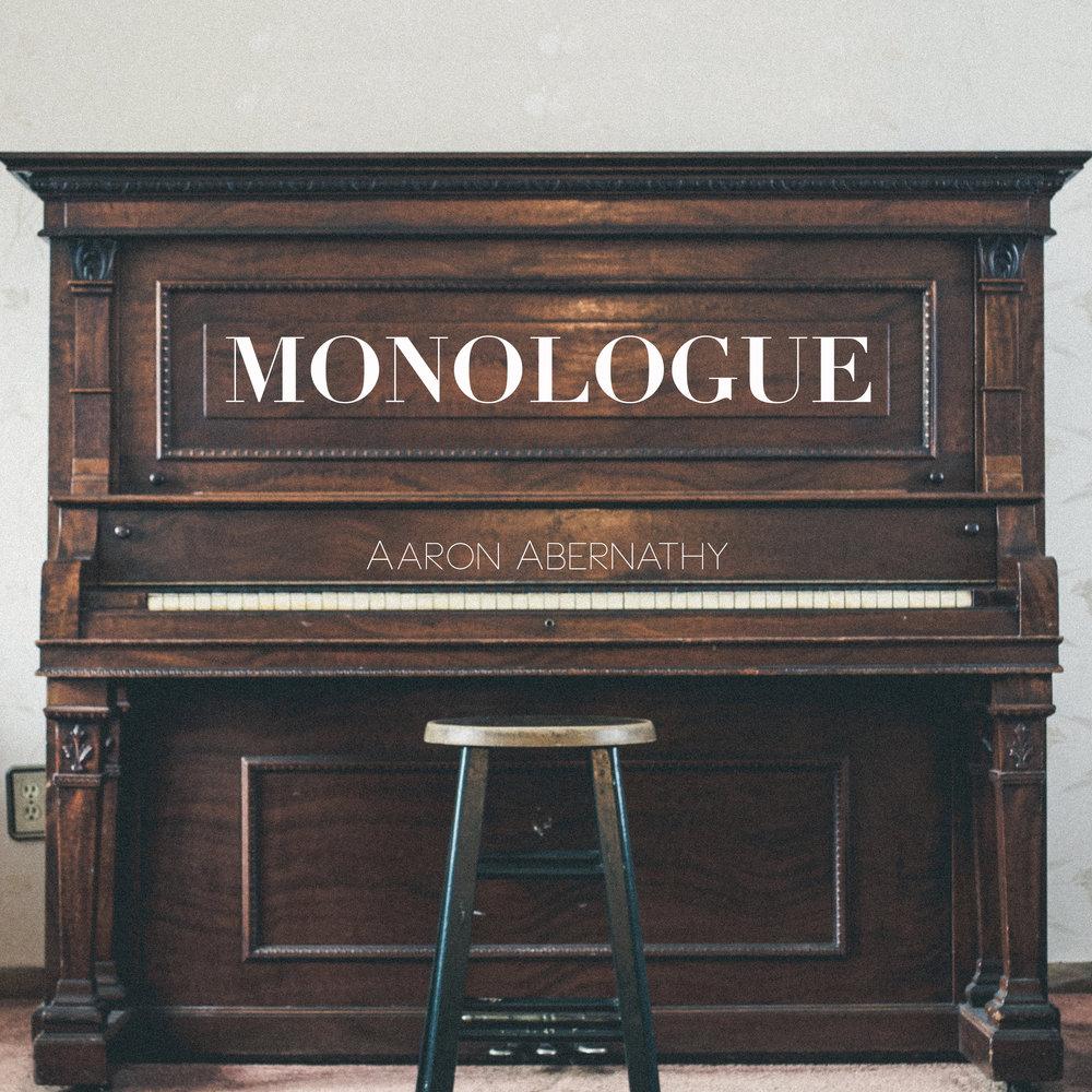 MONOLOGUE (Oct. 3, 2016) DIGITAL, CD, VINYL| BUY